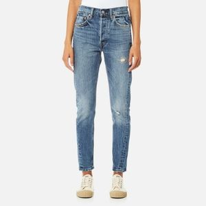 Levi's 501 Altered Skinny Jeans